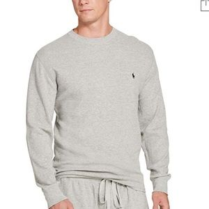 Polo Ralph Lauren Mens Thermal long sleeved shirt